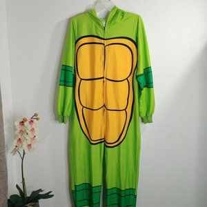 Teenage Mutant Ninja Turtles Adult Pajama Size S